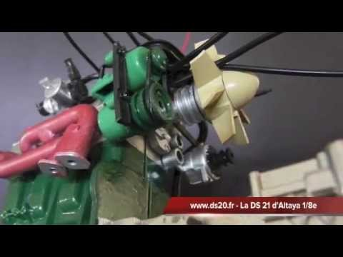 Ds 21 altaya montage n 8 adaptation youtube for Altaya ds 21