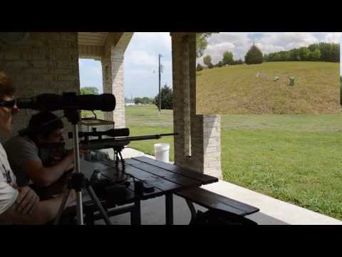 Pretty Long Range Air Rifle Shooting (1080p)