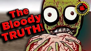 Film Theory: The HORRIFIC Story of Salad Fingers