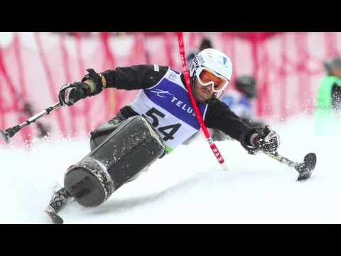 Congratulations to Sit-Skier Caleb Brousseau on Competing at the 2014 Sochi Paralympics
