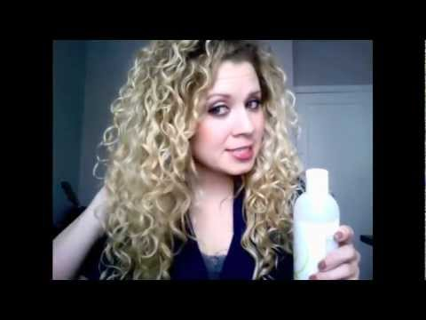 best curly hair shampoo and conditioner binatio youtube
