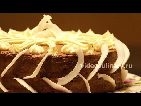 Рецепт - Торт Принцесса  от http://videoculinary.ru