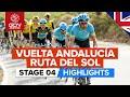 Jack Haig wins 4th stage Vuelta a Andalucia - Ruta Ciclista Del Sol 2020