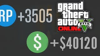GTA 5 Online: EASY Money Making! Bookmark ANY Mission