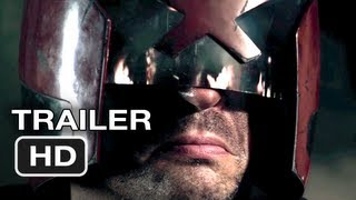 Dredd 3D Official Trailer #1 (2012) Karl Urban Movie HD