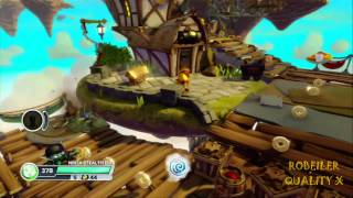Skylanders Swap Force =Tower Of Time= (1/2)-Adventure Pack