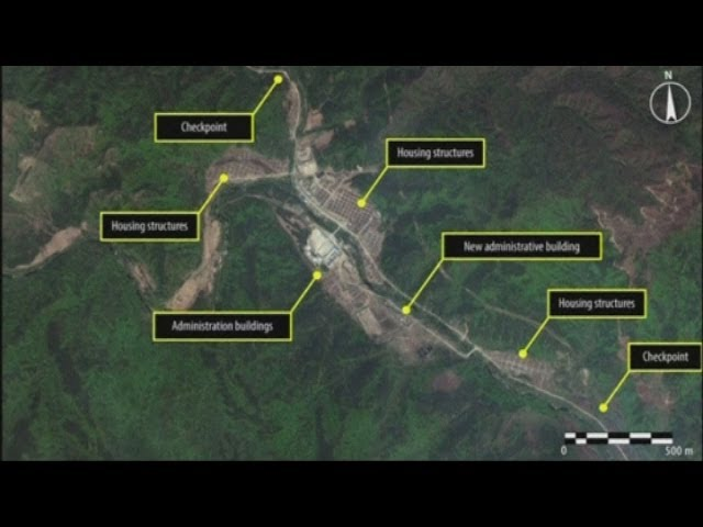 Amnesty International find North Korean political prison camps the size of Washington DC