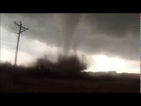 Tornado in North Dakota