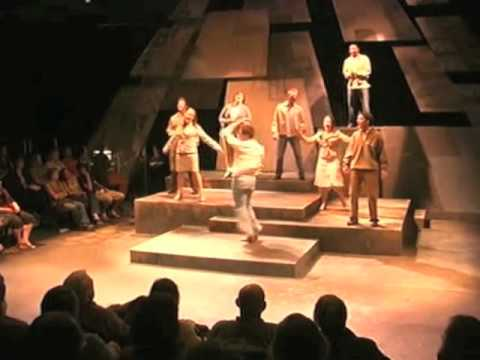 Danny McHugh Performance Reel 2010