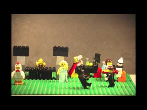 LEGO Stop-Motion - A Love Story