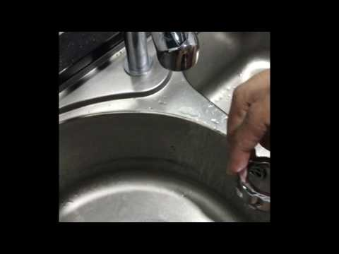 Filtech's Filtra Plus FWF 177 Faucet Tap Water Filter Installation