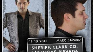 Marc Savard, Arrested On Stage Hypnosis Video