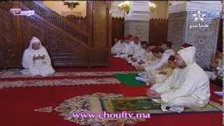 الملك محمد السادس يؤدي صلاة عيد الفطر بمسجد أهل فاس بالرباط   شوف الصحافة