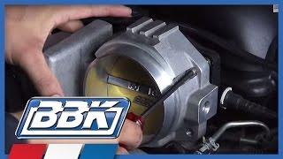 Camaro LS3 SS V8 Throttle Body (2010-13) Review