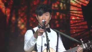 JJ演唱會大秀廣東話 全場爆笑! (by JJHKFC 林俊傑香港後援會) YouTube 影片