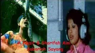 Sharifah Aini & M.Nasir - Sabarlah Sayang view on youtube.com tube online.