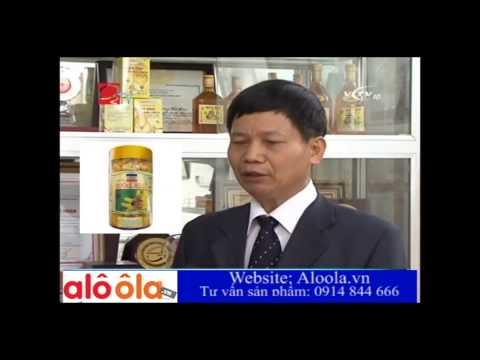 Tác dụng sữa ong chúa - Chương trình Thuốc nam người Việt