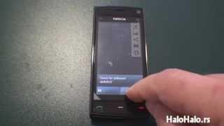 Nokia X6 dekodiranje pomoću koda