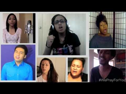 We Pray For You - Japan Tribute (55 Youtubers Edition) (Original song)