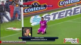 America Vs Monterrey 2-1 Jornada 1 Clausura 2013 Futbol