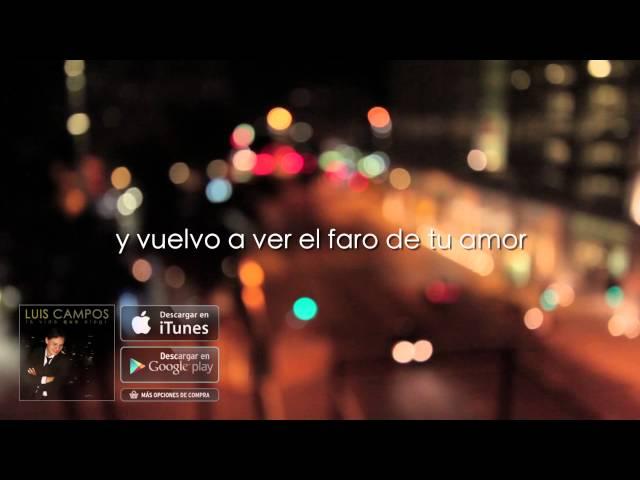 Habla El Corazón - Luis Campos [Audio Oficial]