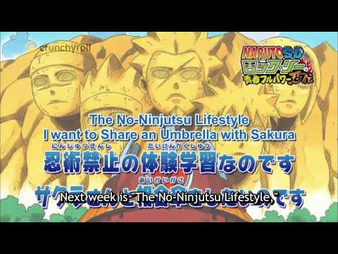 Rock Lee & His Ninja Pals Episode 12 Trailer