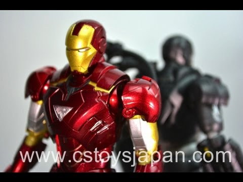 S.H.Figuarts Ironman Mark 6