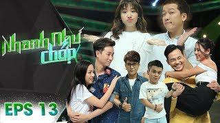 Nhanh Như Chớp   Tập 13 Full: Trường Giang Hari Won Vỡ Òa Khi Nam Thư Thắng Tiền Mua Sữa Cho Con