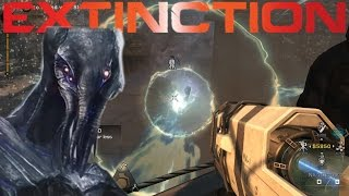 "Call Of Duty: Ghost ""EXTINCTION EXODUS"" FULL Gameplay"