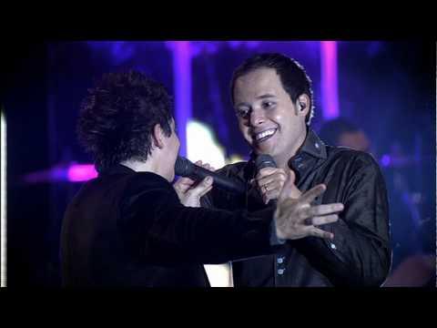 Regis Danese e André Valadão - O Meu Deus é Forte - Ao Vivo (HD)