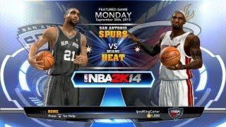 NBA 2K14 Menus New Modes & Features + Sneak Peek For My