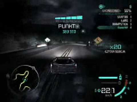 NFS Carbon Drift Canyon 10.555.780