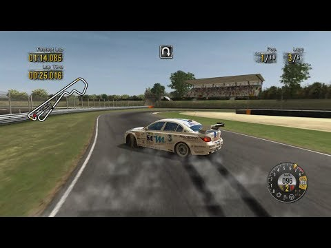 WAD HD™ - Superstars V8 Next Challenge - Epic Drift