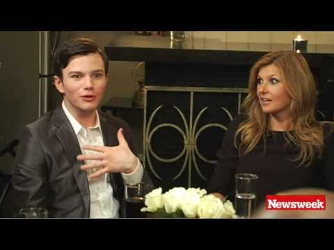 2010 Emmy Roundtable: Chris Colfer: 'Emmy Fan Since I Was an Embryo'