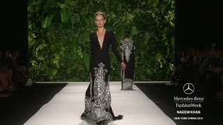 Naeem Khan Spring/Summer 2014 Video - New York