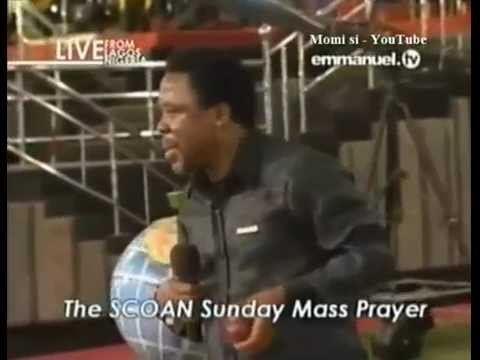 SCOAN 13 April 2014: Sunday Live Service With Prophet TB Joshua, Emmanuel TV