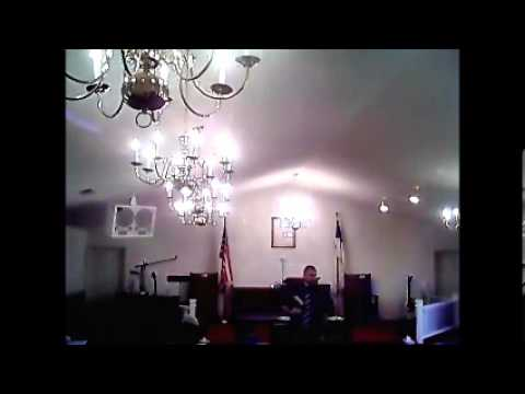 Pastor Allen Brown Morning Service 11- 10- 13 Psalms 103