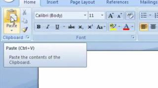 How To Take A Screen Capture And Paste It Into Word