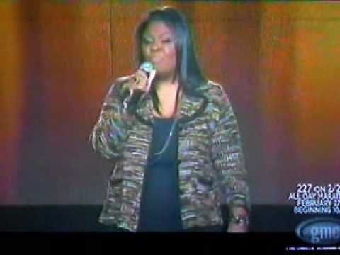 Kim Burrell Honoring Shirley Caesar 2011 BMI Trailblazer Awards