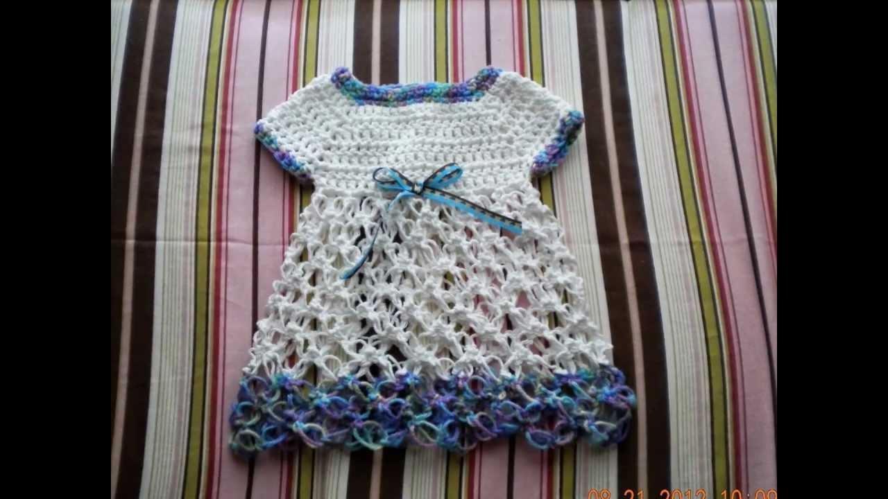 Crochet Geek Baby Dress Pattern ~ Traitoro for .