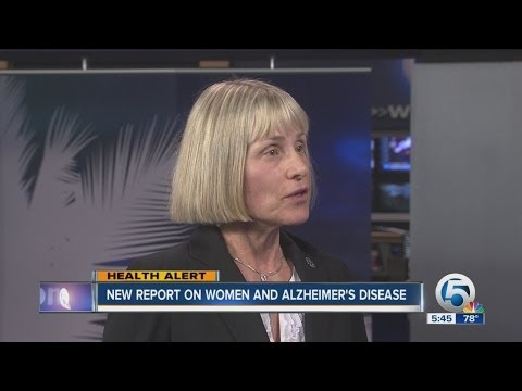New reports on women and Alzheimer's disease