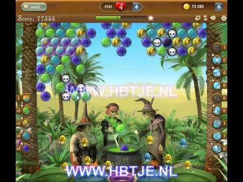 Bubble Witch Saga level 97