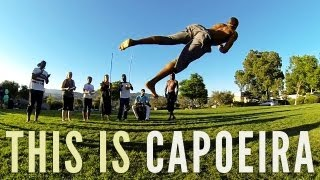 This is Capoeira: Brazilian Martial Art and Dance