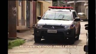 Quinze pessoas s�o presas durante opera��o policial no Barreiro