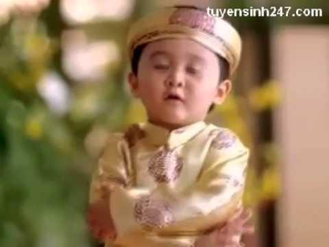 Baby chúc tết - Quảng cáo Knorr