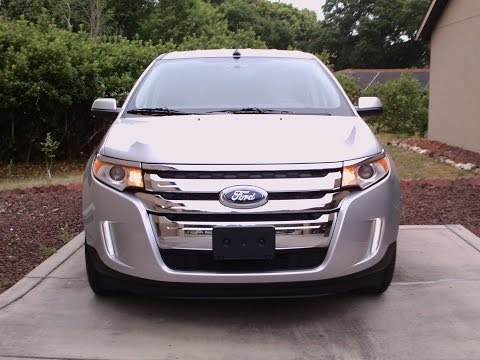 2014 Ford Edge SEL Silvr MyHouse040814