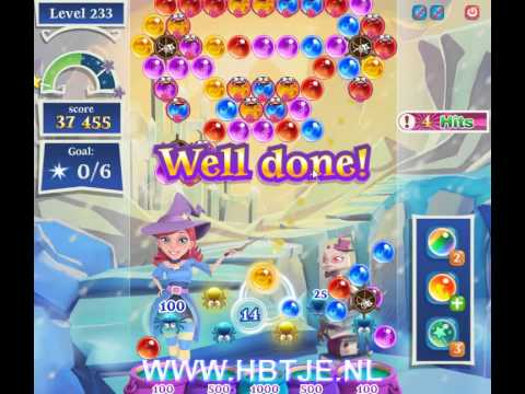 Bubble Witch Saga 2 level 233