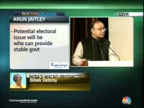 Chidambaram's successor will be a worried man: Jaitley -  Part 2
