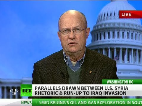 'Ground being prepared for Syria intervention' - ex-US Chief of Staff