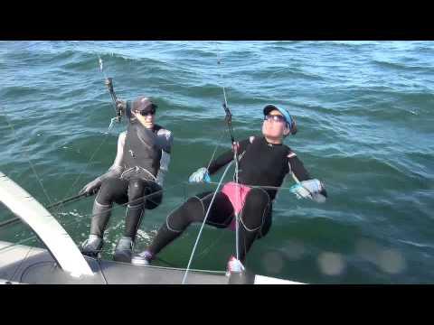 Swiss Sailing Team - Test Event Rio 2014